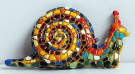 Barcino Designs Snail Magnet 17695